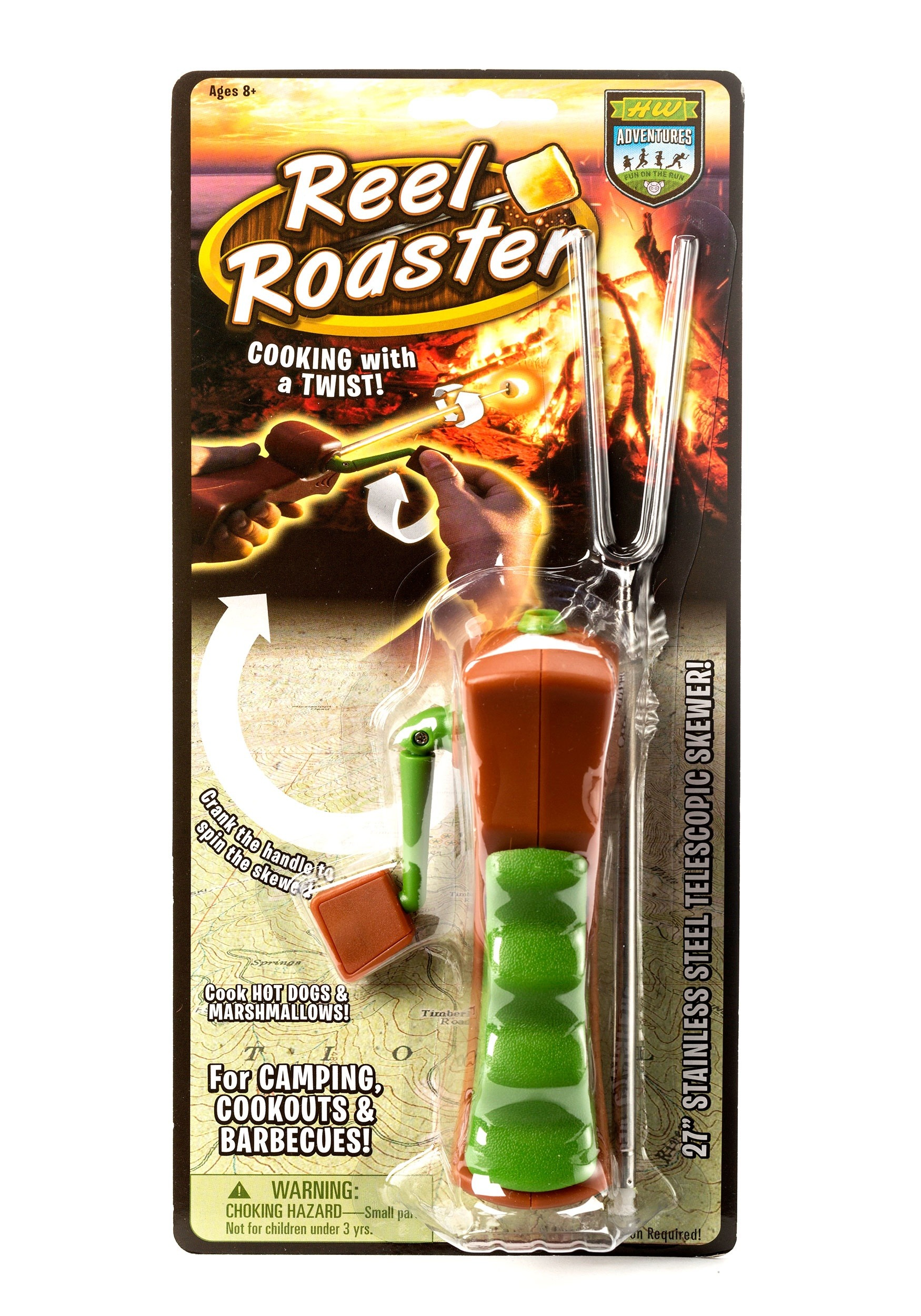 Hog Wild Reel Roaster