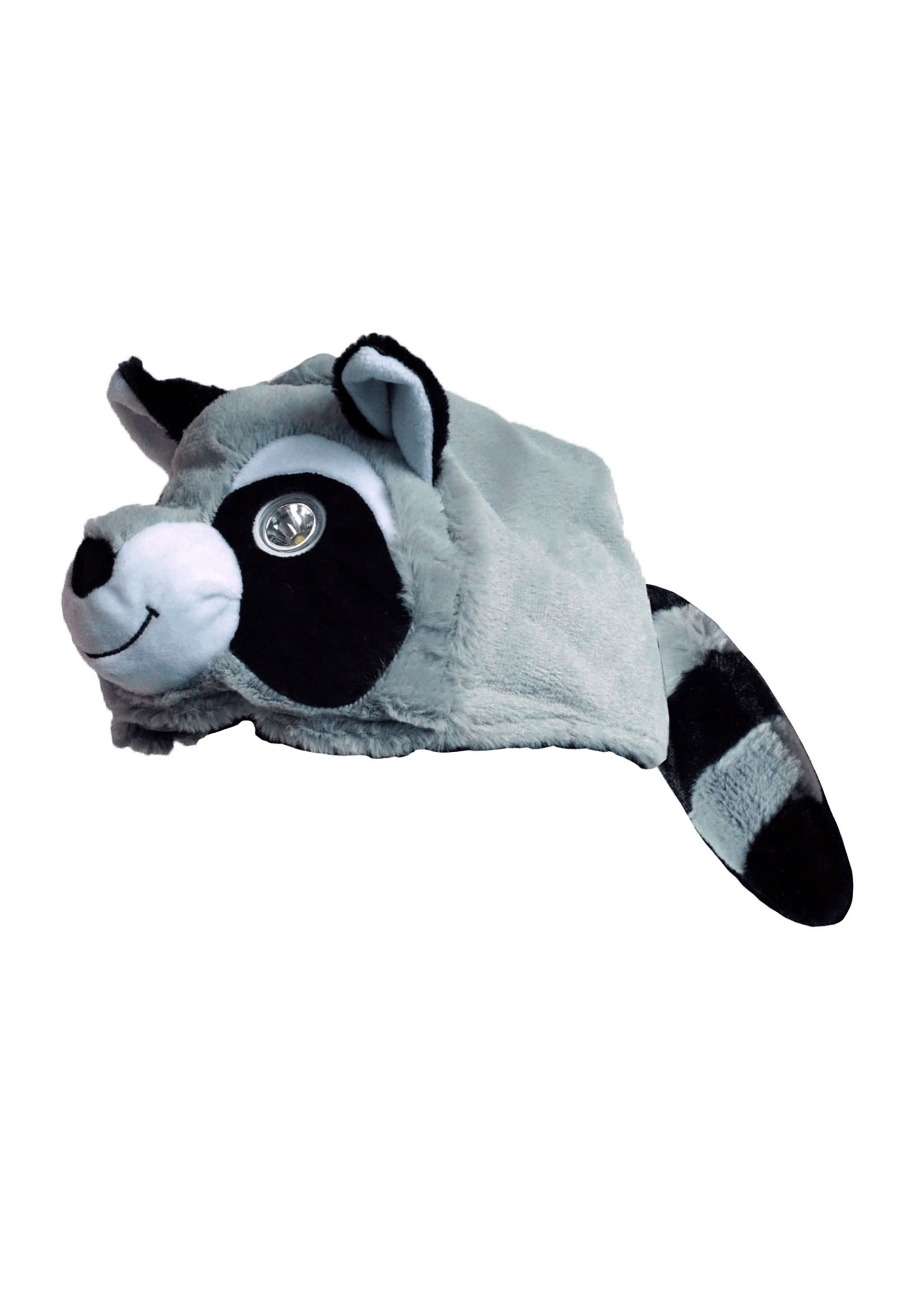 Hog Wild Raccoon Head Lite for Kids