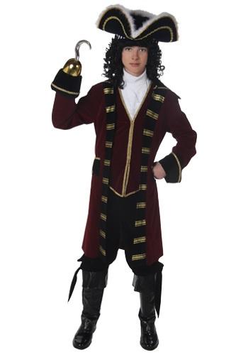 Kids Captain Hook Costume4