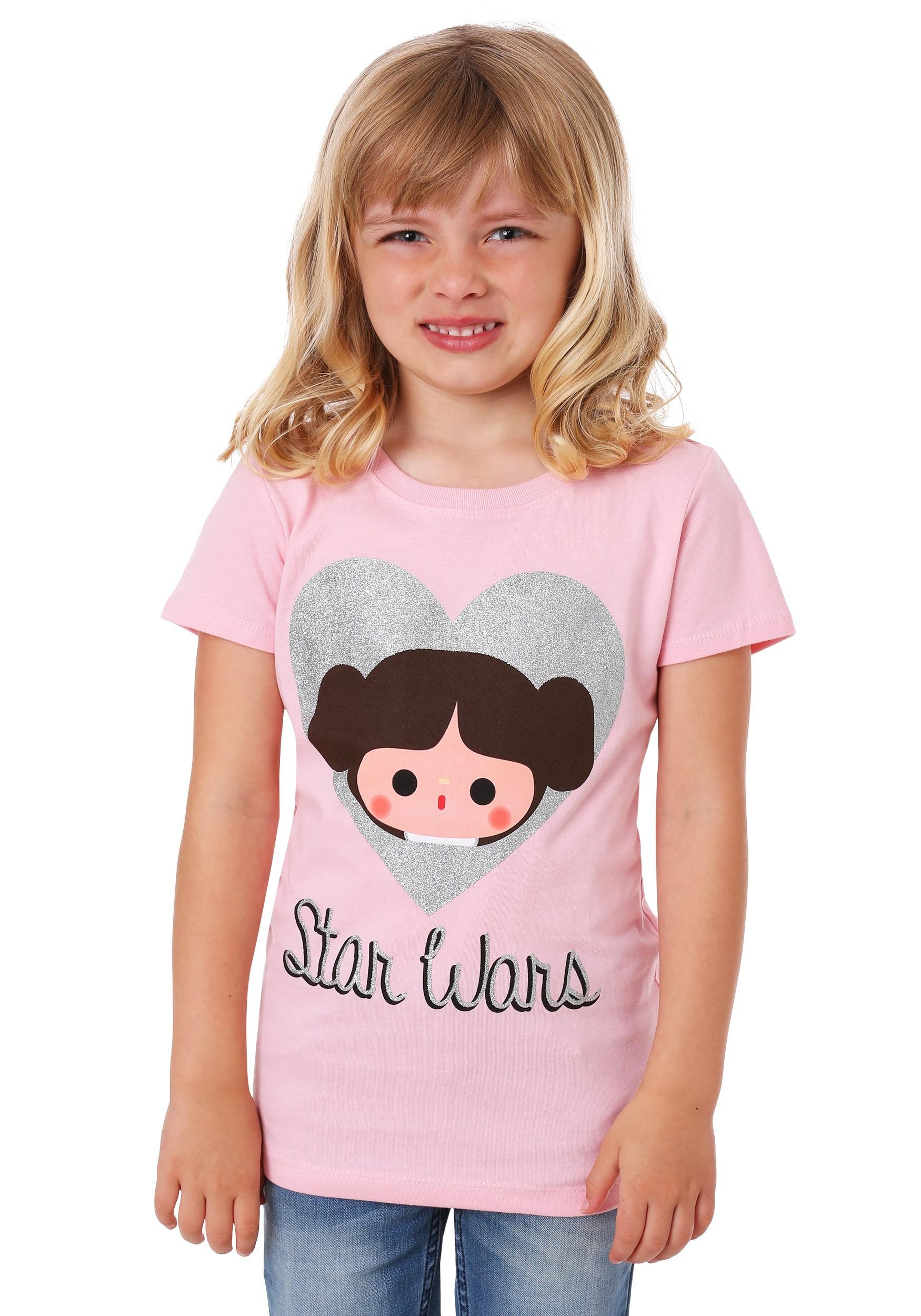 Star Wars Princess Leia Only HopeKids Toddler T-Shirt