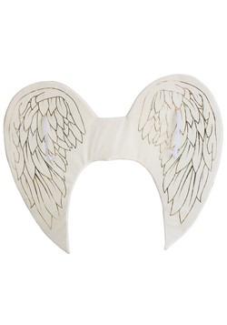 Kids Gold Print Angel Wings