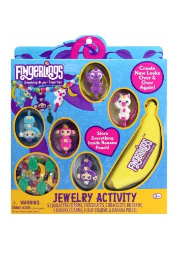 Fingerlings Jewelry Activity