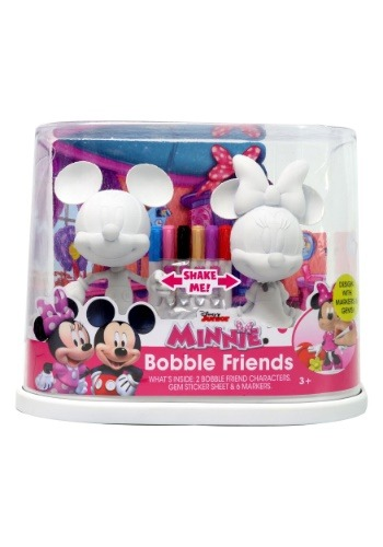 Minnie & Mickey Bobble Friends