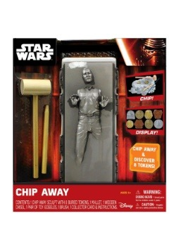 Star Wars Han Solo Carbonite Chip Away Activity Set