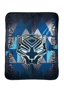 Black Panther Blue Tribe Throw