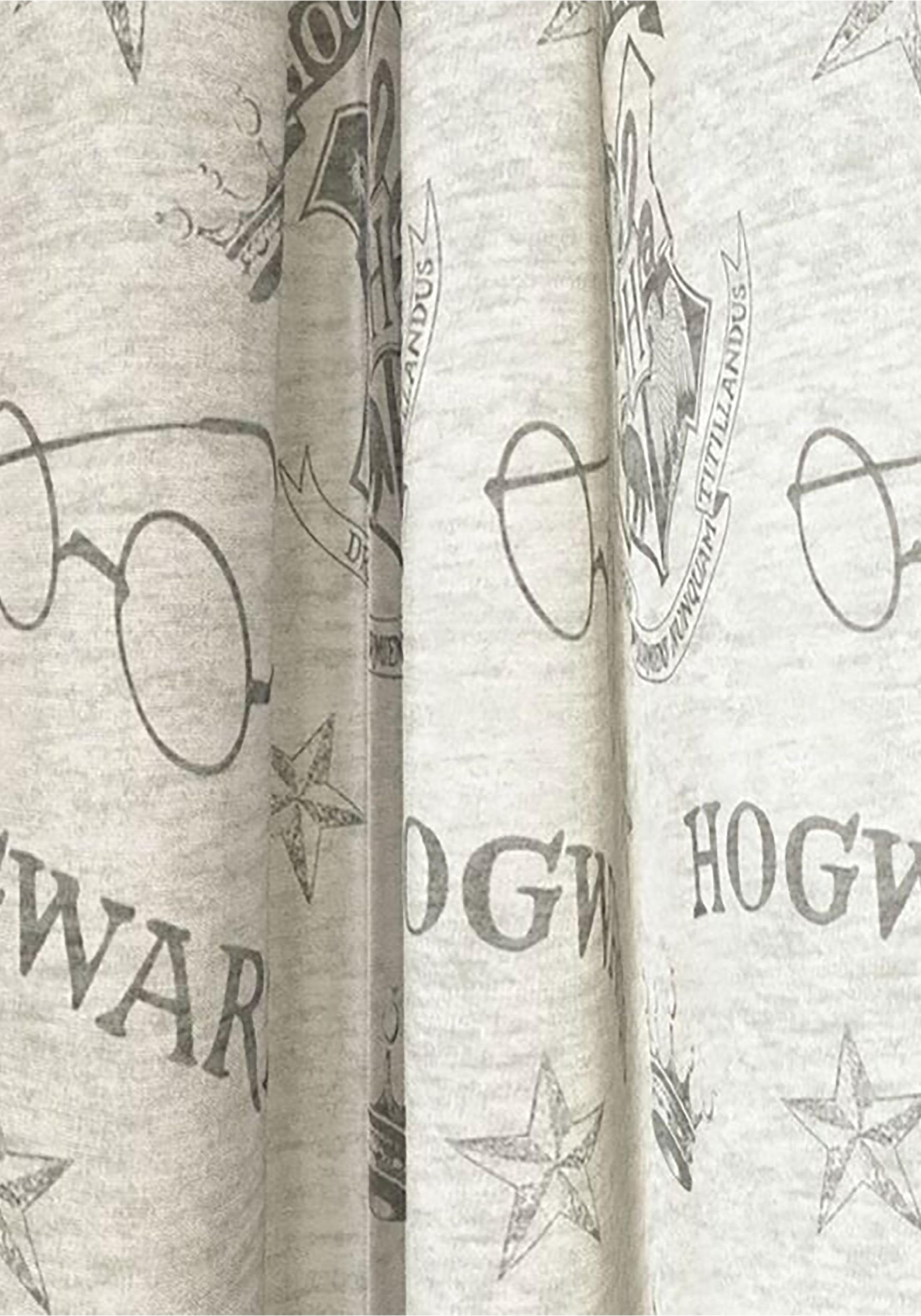 63 harry potter spellbound drape. Black Bedroom Furniture Sets. Home Design Ideas