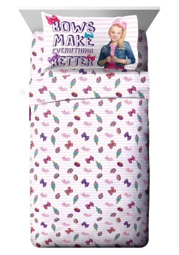 Twin Sheet Set Jojo Siwa Sweet Life