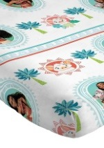 Moana The Wave Twin Sheet Set alt 2