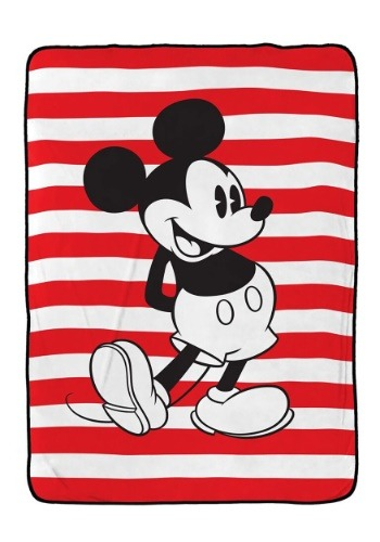 Mickey Jersey Fleece Blanket