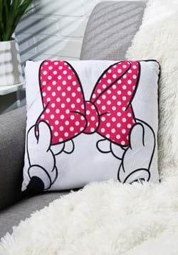 Minnie Mouse Magic Sequin Pillow