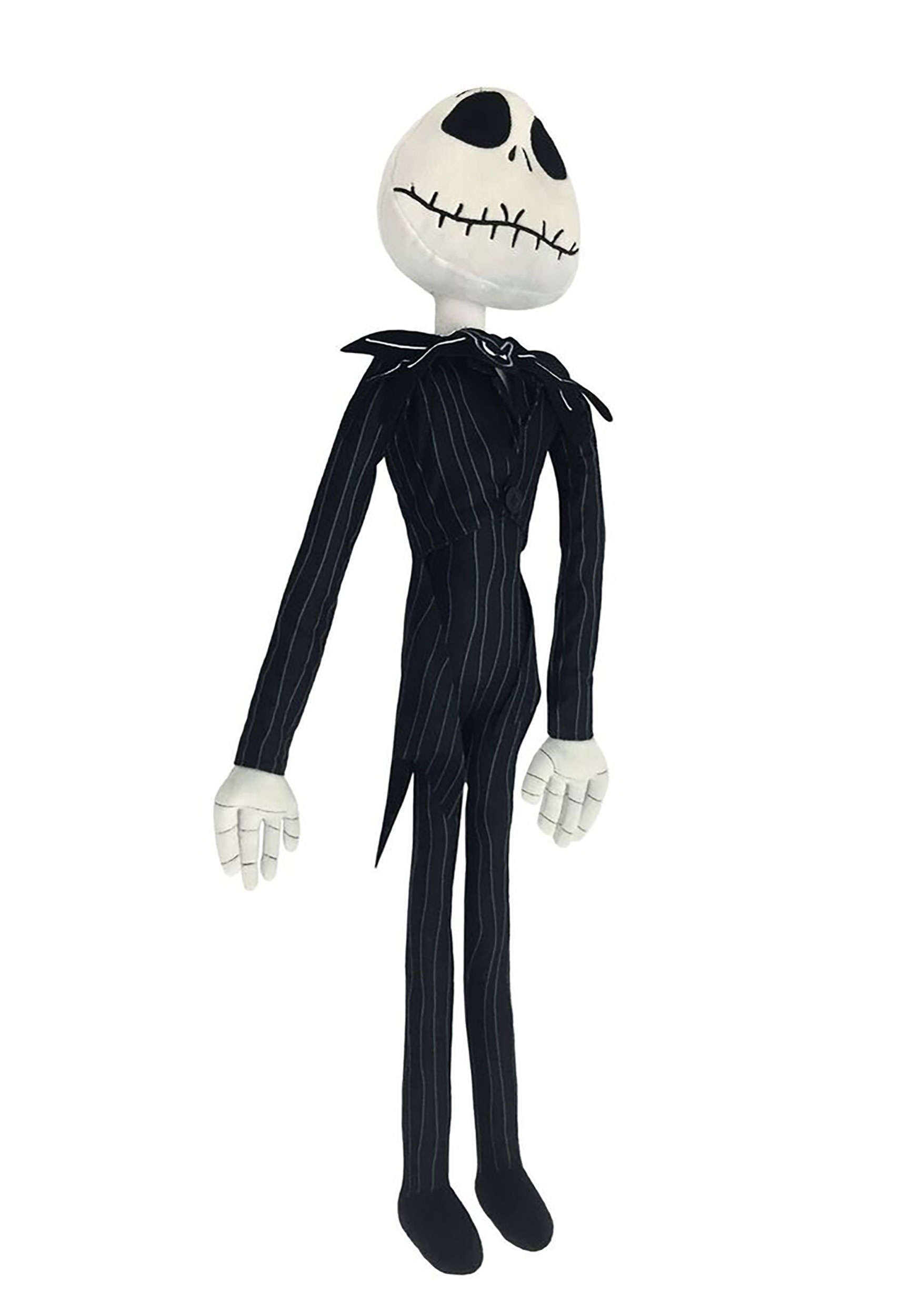 Jack Skellington Nightmare Before Christmas Stuffed Dolled