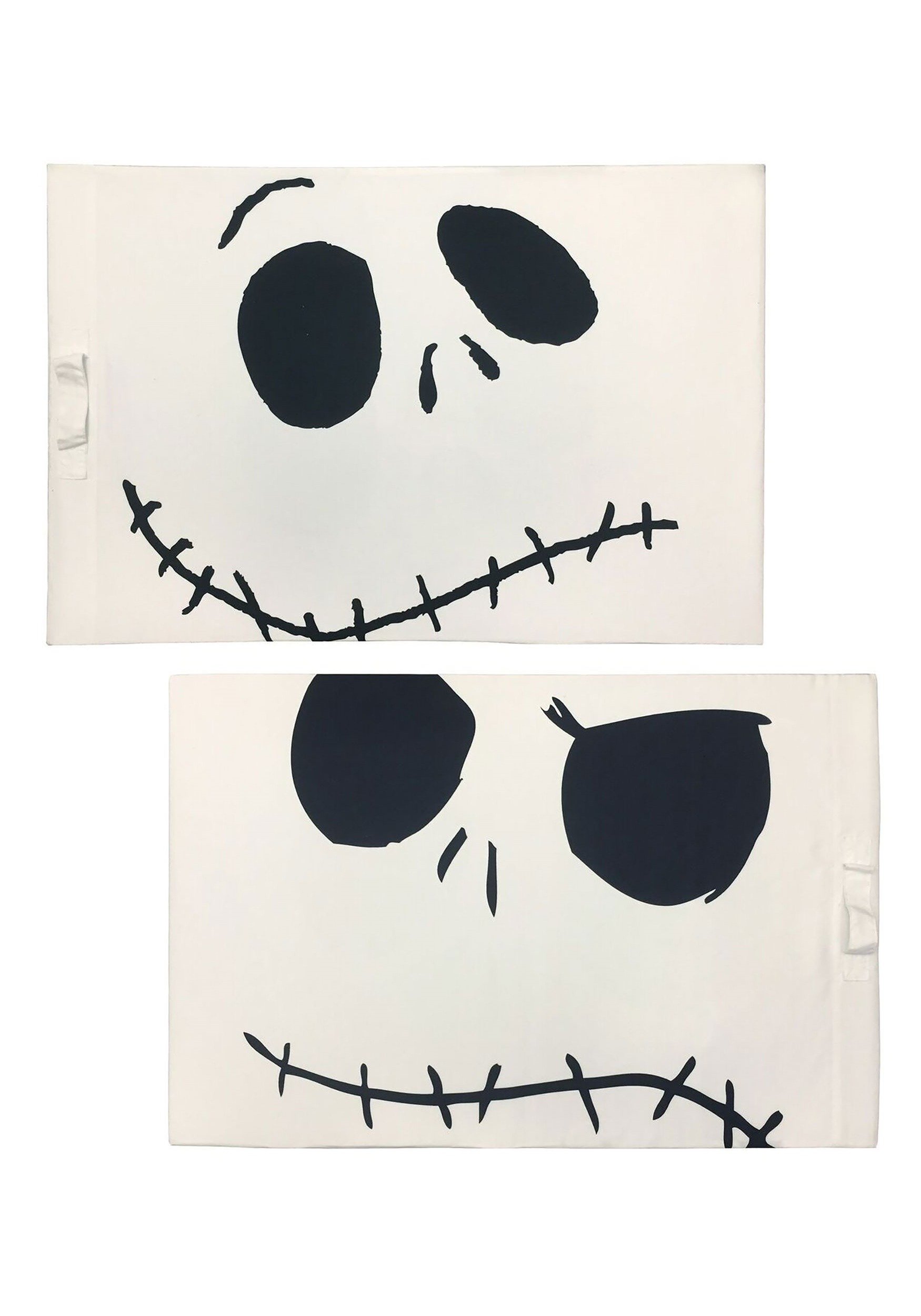 Nightmare Before Christmas Jack\'s Face 2-Pack Pillowcases