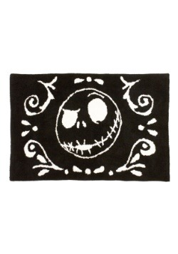 Nightmare Before Christmas Meant To Be Cotton Tuft Bath Rug