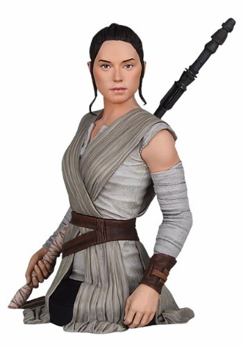 Star Wars Rey Mini Bust