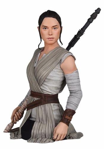 Star Wars Rey Mini Bust