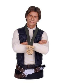 Han Solo Yavin Mini Bust Update