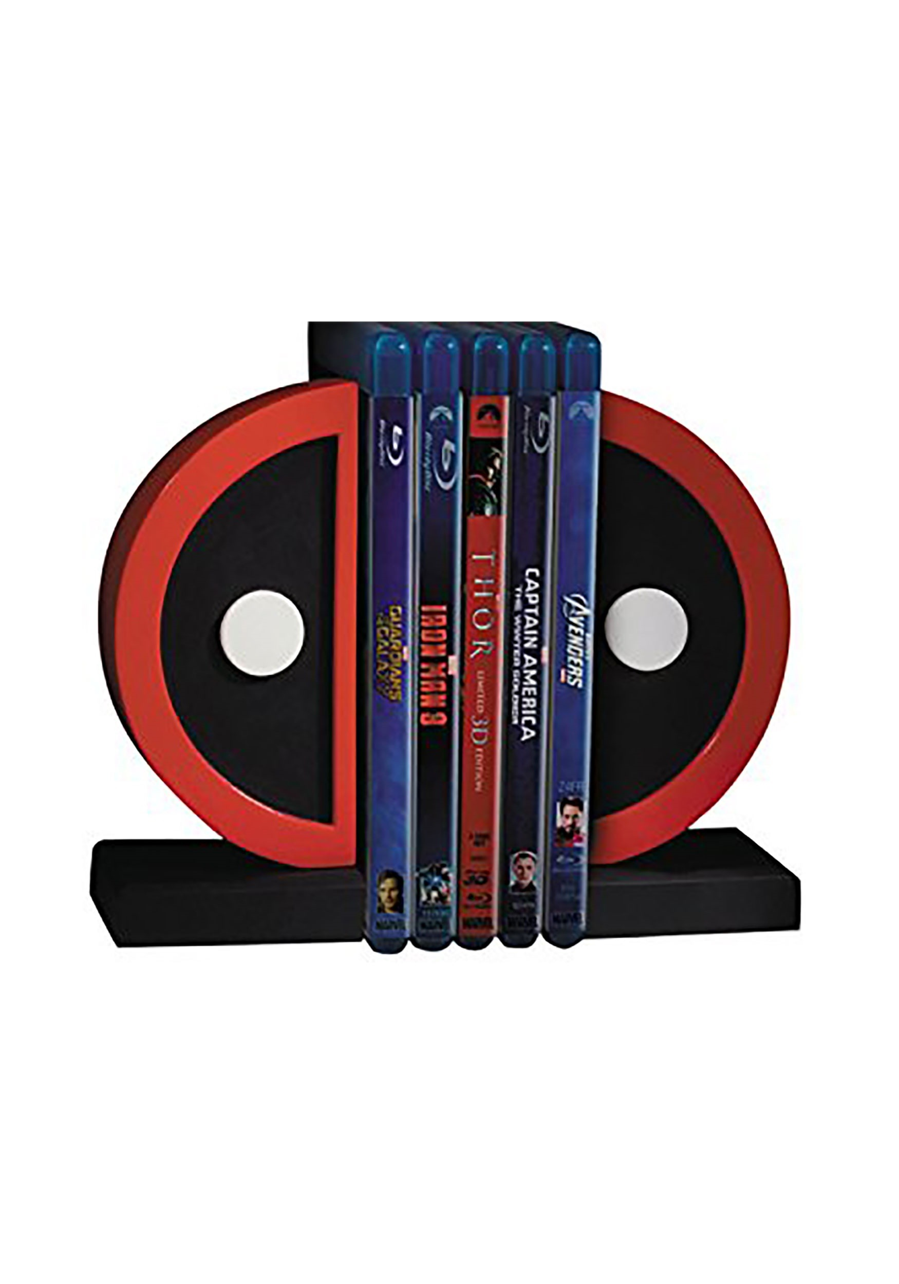 Exceptionnel Deadpool Logo Bookends