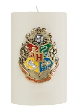 Harry Potter Hogwarts Large Insignia Candle