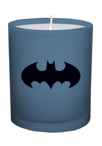DC Comics Batman Glass Candle