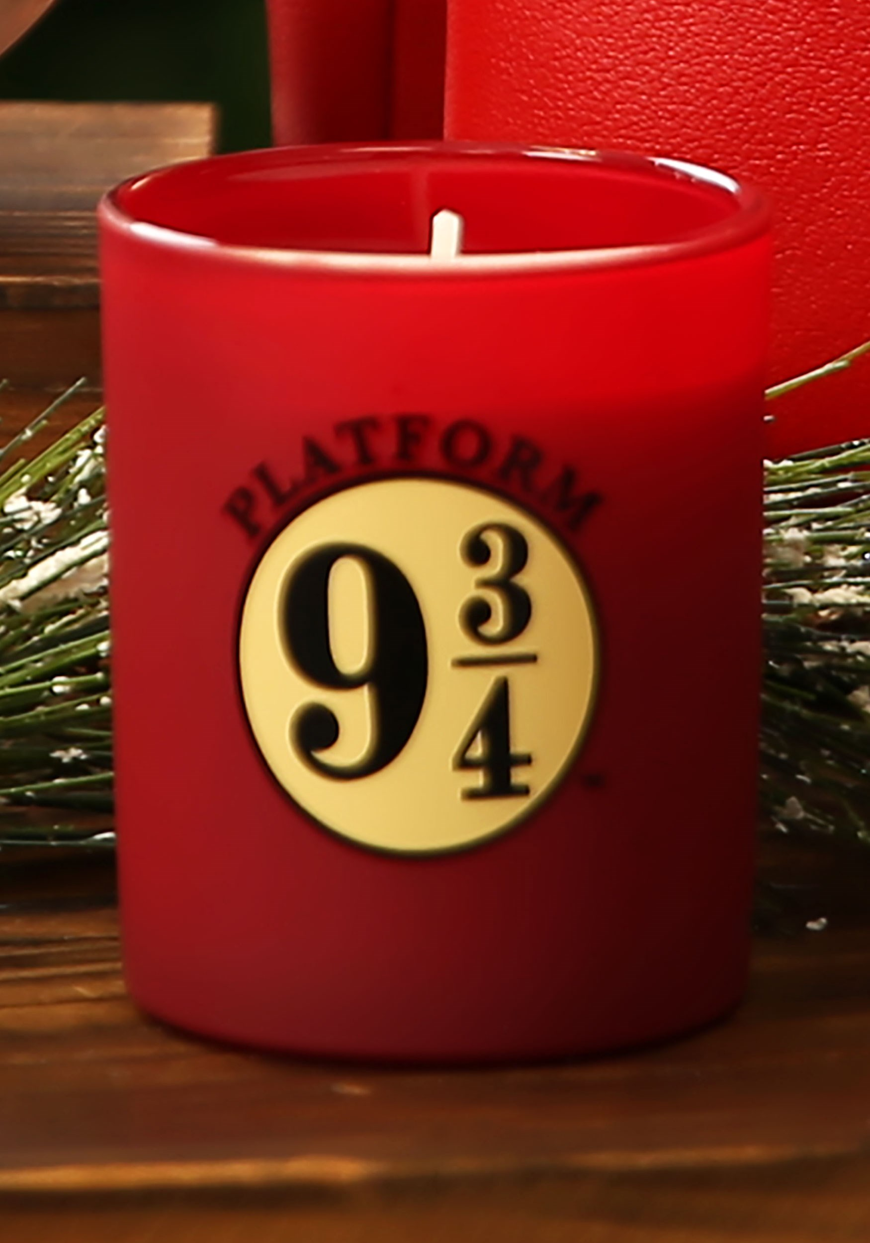 7cb3485c23b The Harry Potter Platform 9 3 4 Votive Candle