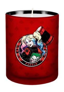 DC Comics Harley Quinn Votive Candle