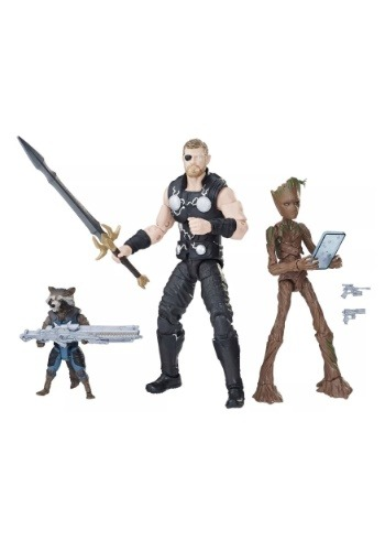 Avengers Infinity War Marvel Legends Action Figure Set