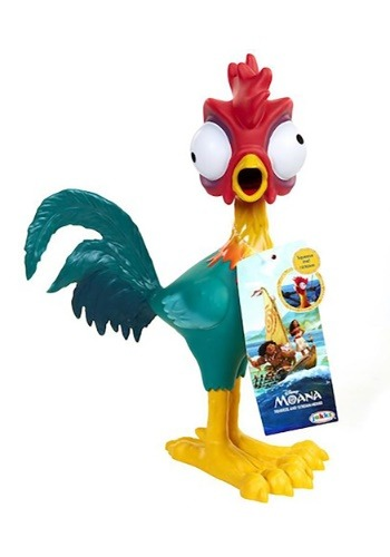 Moana Squeeze and Scream HeiHei Doll
