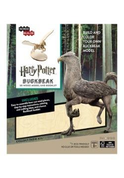 Harry Potter Buckbeak 3D Wood Model & Book2