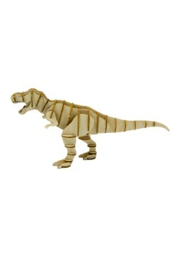 Tyrannosaurus Rex 3D Wood Model1