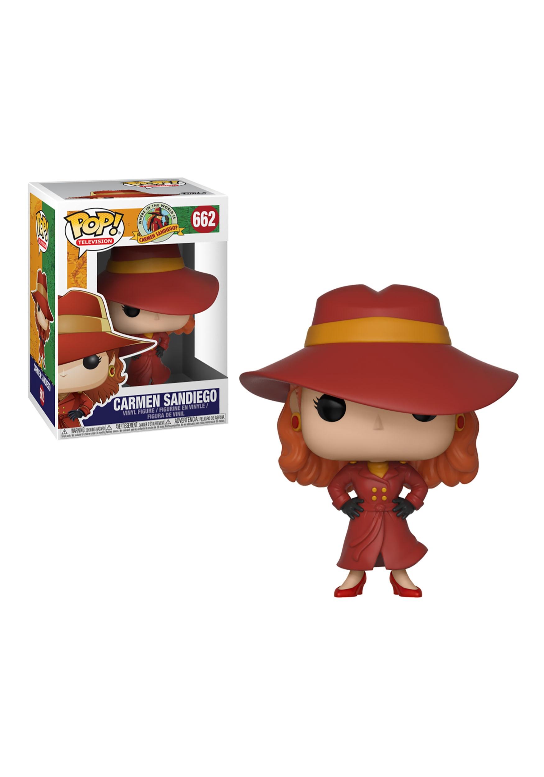 Pop carmen sandiego vinyl figure jpg 1750x2500 Hat carmen sandiego costume 2873902f8f42