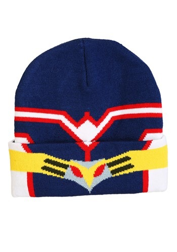 Cosplay My Hero Academia Knit Hat update1