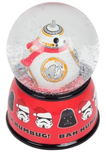 Star Wars BB-8 Snow Globe Bank