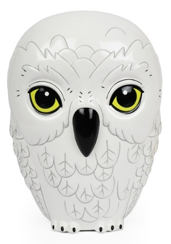 Harry Potter Hedwig Ceramic Coin Bank