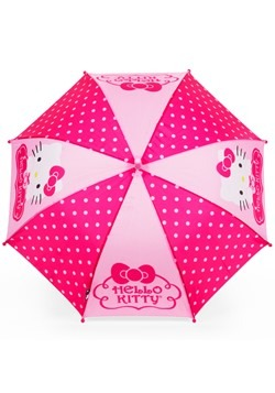 Hello Kitty Umbrella with Molded Handle