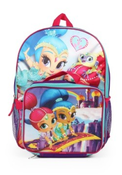 Shimmer and Shine Backpack with Lunch Kit