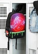 MOJO Ghostbusters Backpack with Glow in the Dark Zipper Upda