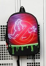 MOJO Ghostbusters Backpack with Glow in the Dark Zipper Alt1