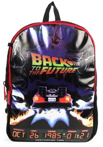 MOJO Back to the Future Backpack