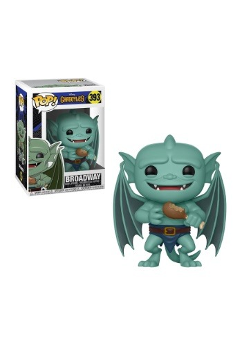 POP! Disney: Gargoyles- Broadway Vinyl Figure