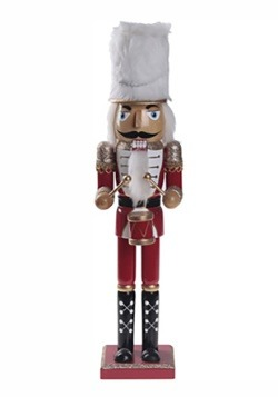 "16"" Drummer Boy Christmas Nutcracker"