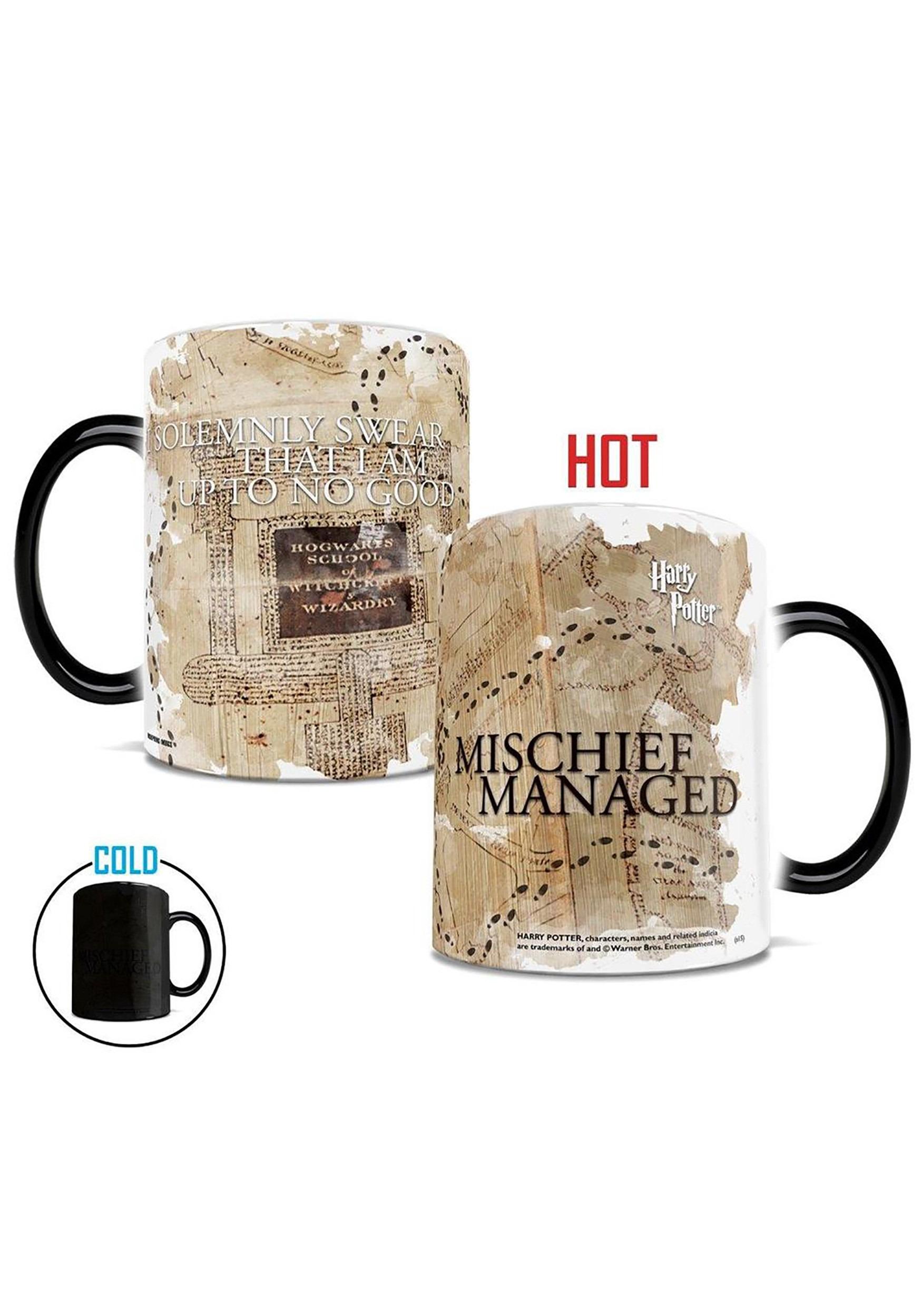 40458067f33 Harry Potter Marauders Map Morphing Mug update