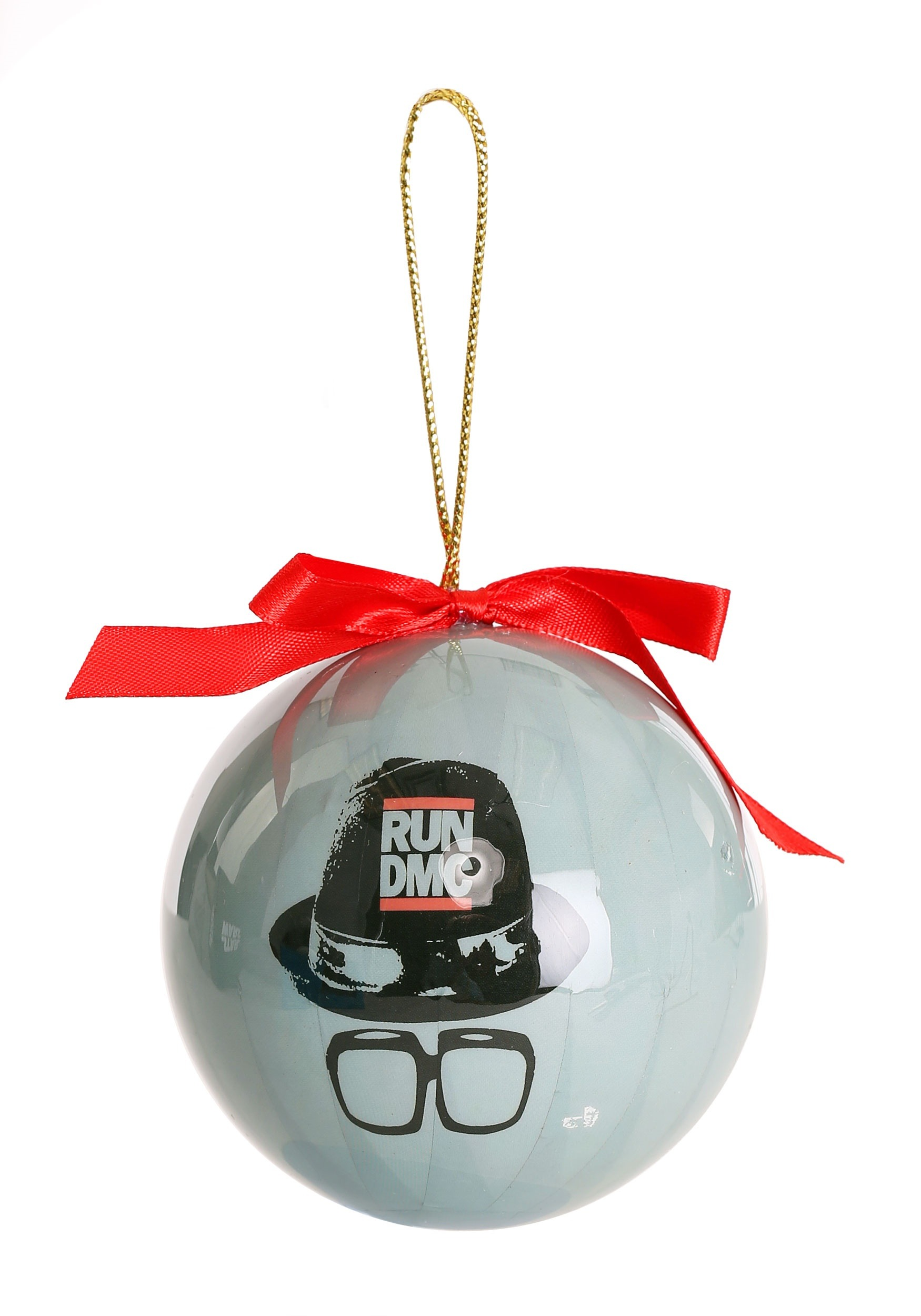 Run Dmc Christmas.Run Dmc Christmas Ornament