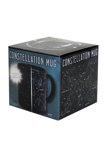 Constellations Heat Reveal Mug