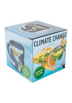 Climate Change Heat Reveal Mug