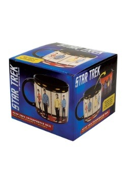 Star Trek Transporter Heat Reveal Mug