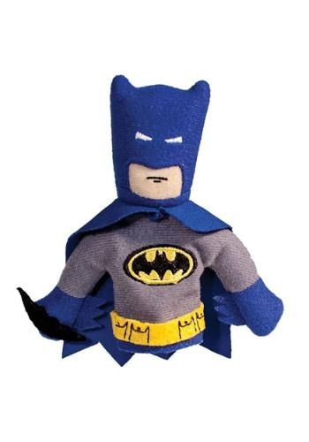 DC Comics Batman Finger Puppet and Refrigerator Magnet