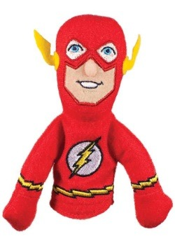 DC Comics The Flash Finger Puppet and Refrigerator Magnet