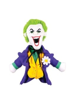 DC Comics The Joker Finger Puppet and Refrigerator Magnet
