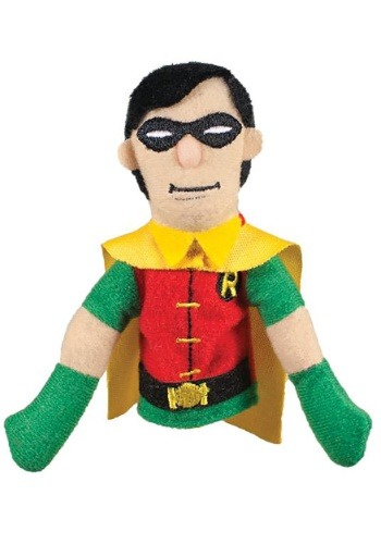 DC Comics Robin Finger Puppet and Refrigerator Magnet
