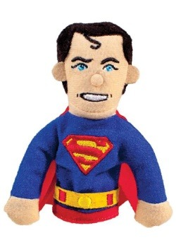 DC Comics Superman Finger Puppet and Refrigerator Magnet